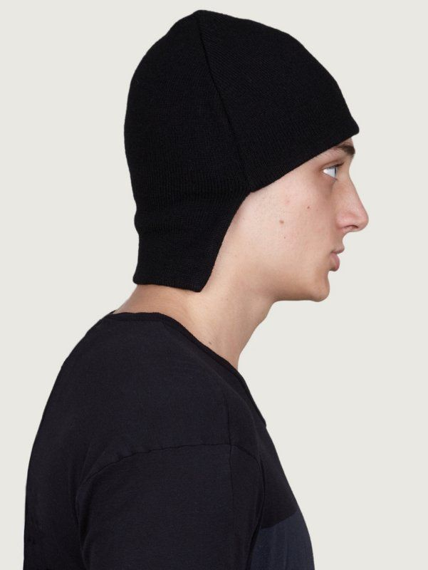 11 BY BORIS BIDJAN SABERI MEN S WOOLLEN BEANIE HAT  5590cc06441
