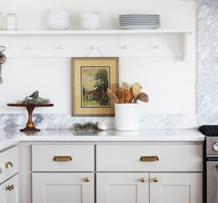 The Grit and Polish Porch Kitchen