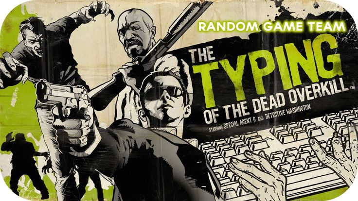 Motherf*ckeeeer | Typing of the Dead Overkill #1