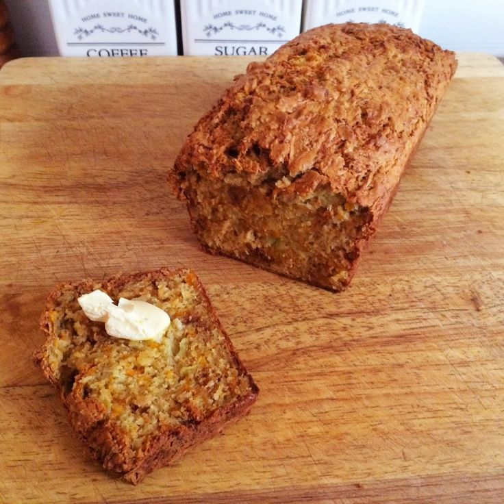 ZUCCHINI, APPLE & CARROT LOAF - Cooking for Busy Mums