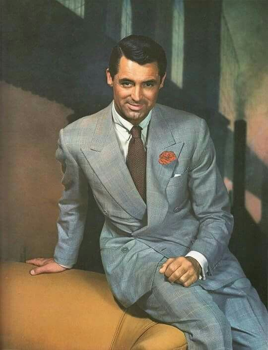 CARY GRANT - The epitome of a man.