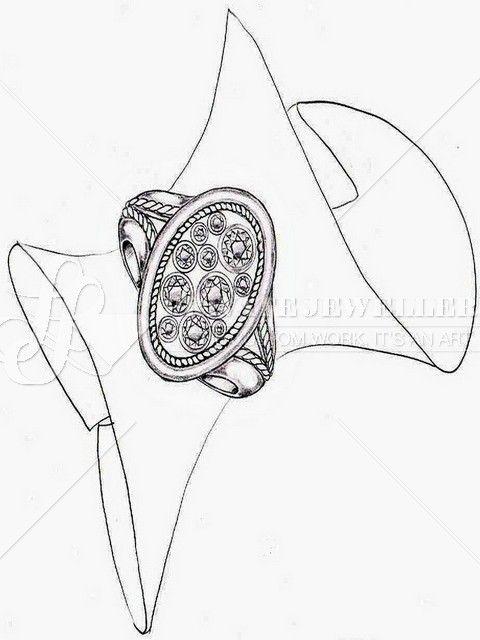 jewelry design drawing | Jewelry Designs