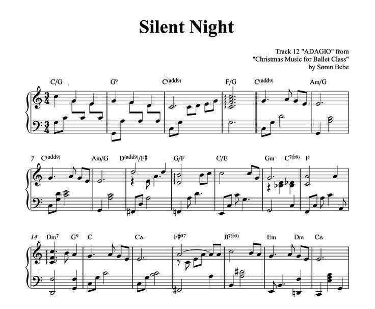 Klaviermusik Stillepiano Silencieuse Silenciosa Beautiful