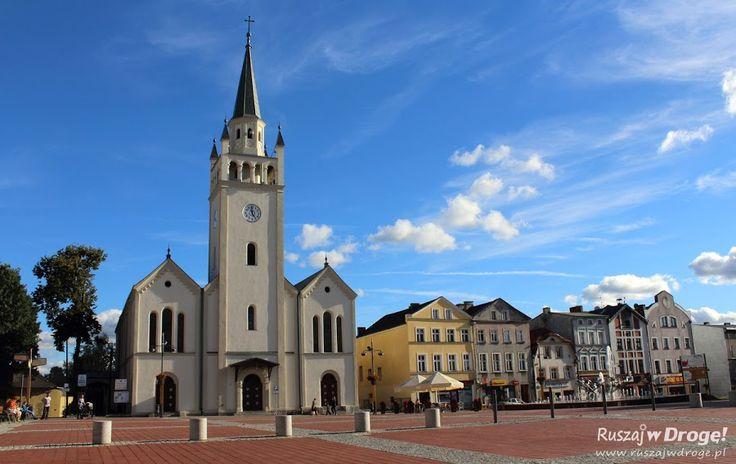 #Bytów - #miasto na #Kaszubach #przewodnik #Poland