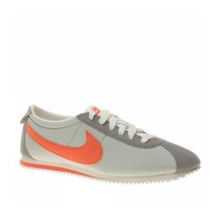 Nike Trainers Shoes Womens Lady Cortez Nylon Grey