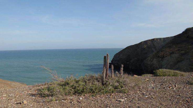 Cabo de la Vela, La Guajira, , Colombia