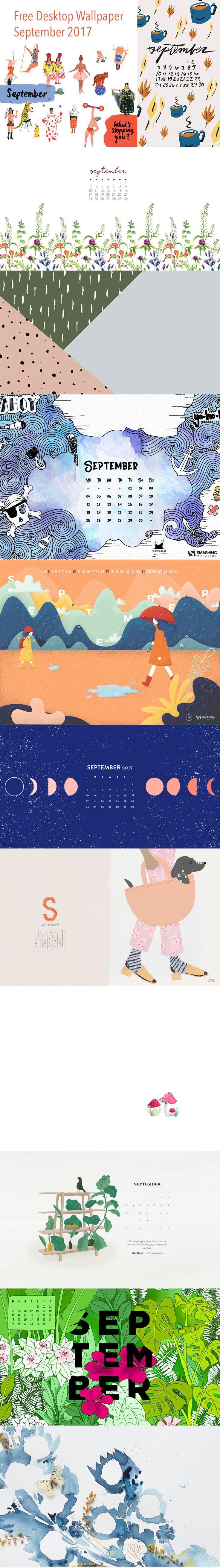 Free Desktop Wallpaper September 2017 - die schönsten Bildschirm Hintergründe