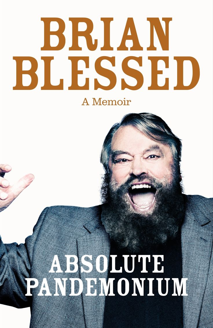 There Is No One Quite Like Brian Blessed He's An Actor, Film Star,