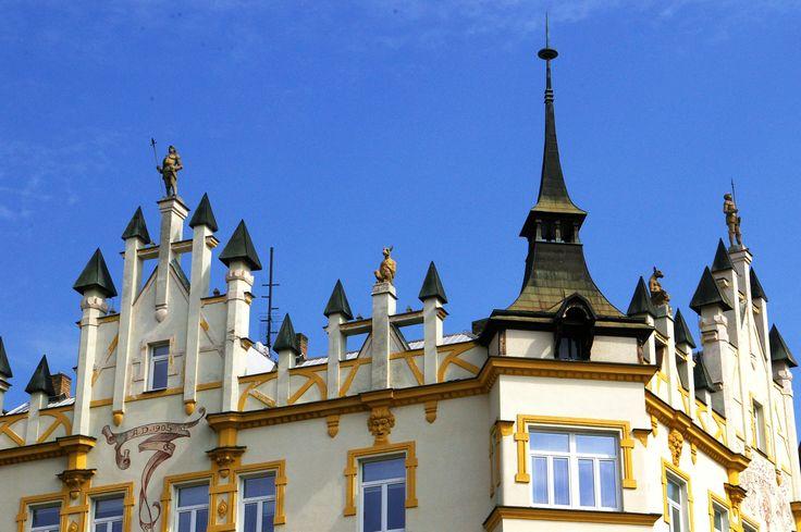 Art Nouveau in Pilsen