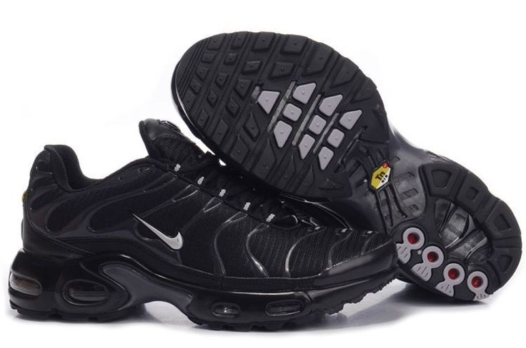 nike tns mens black all , air max TN in all black