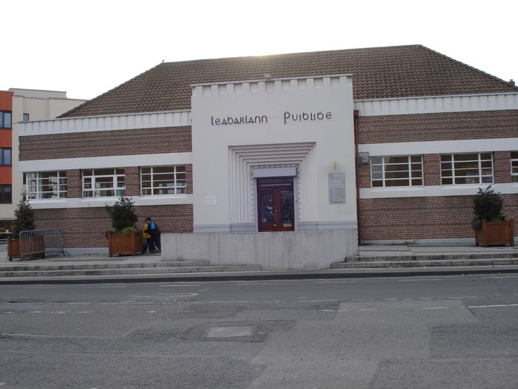 Ringsend public library
