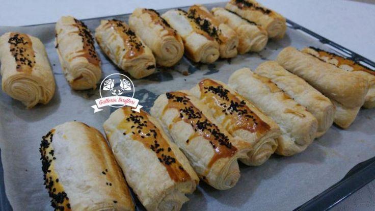 Peynirli Sarma Börek | Güllerin Tarifleri