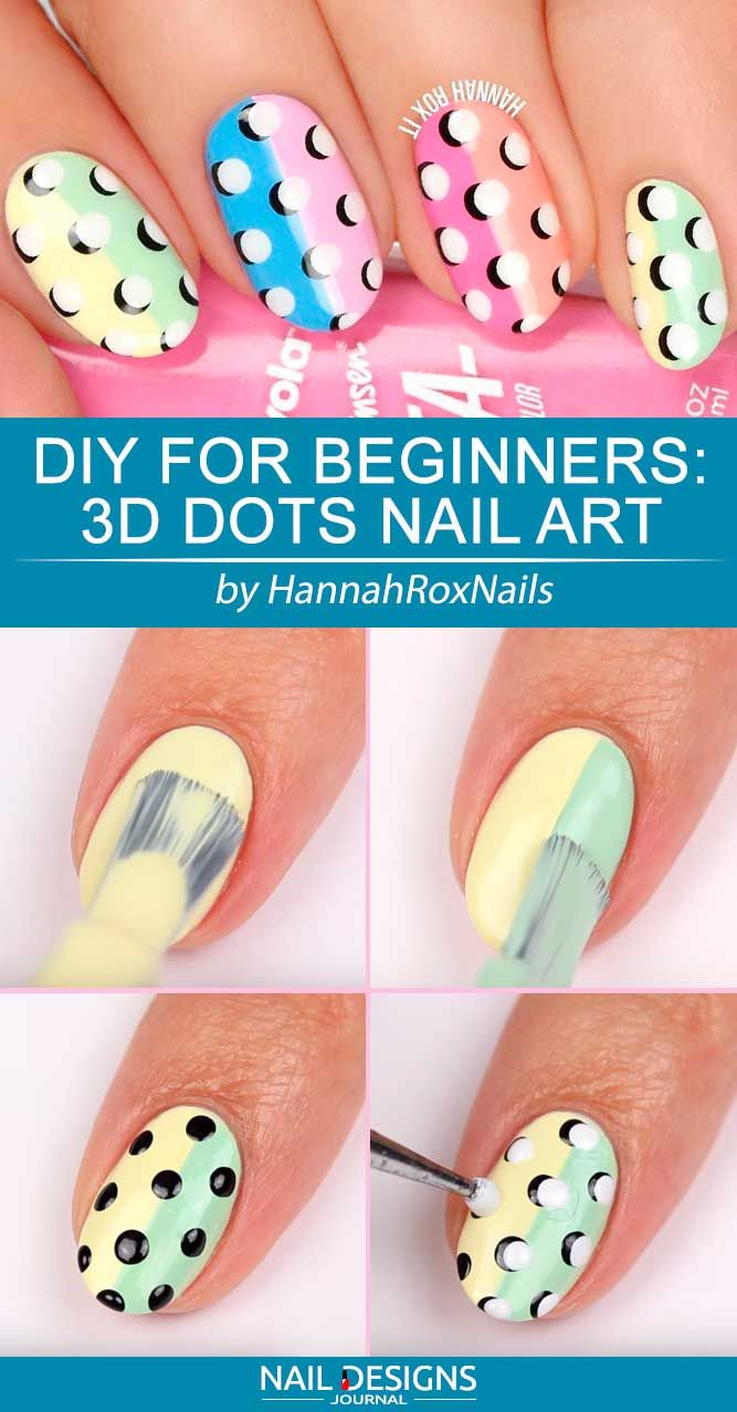Diy Nails Guide To Perfect At Home Manicure Naildesignsjournal Com Diy Nails Easy Simple Nail Designs Cute Nail Designs