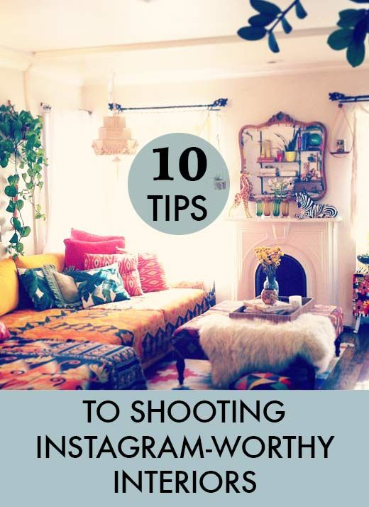 10 tips to amazing interior shots from @Trulia