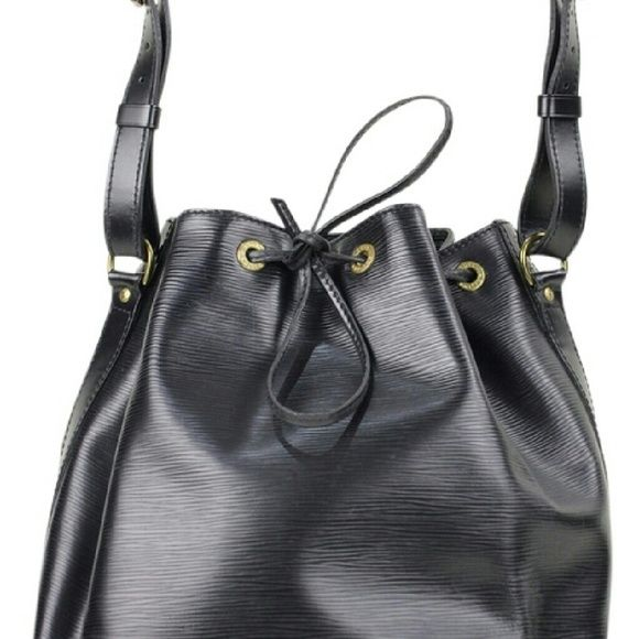 Epi Noe Gm Shoulder Bag BG-#11137987 Louis Vuiiton Black Epi Leather Noe Shoulder Bag  This item will ship immediately!!  Previously owned.  Date Code: 8905 A2. Louis Vuitton Bags Shoulder Bags