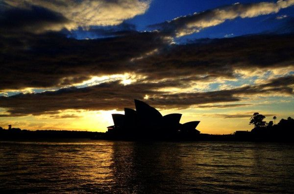 Beautiful Anzac Day morning in Sydney  Submitted by @Tim Ritchie 25/04/2013
