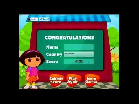 Dora la Exploradora Compilación Nueva Juegos 1 Hora HD Completa