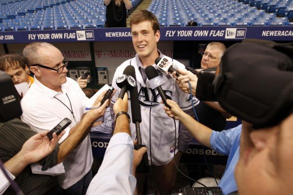 Tampa Bay Rays: Gillaspie Invited to Spring Training