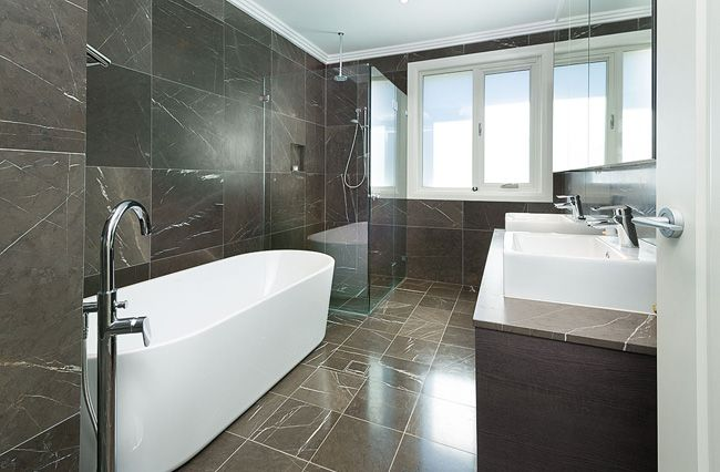 #bathroom #modern