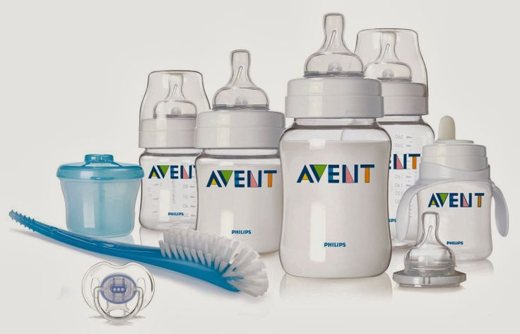 Get The Philips Avent Bpa Free Classic Infant Starter Gift