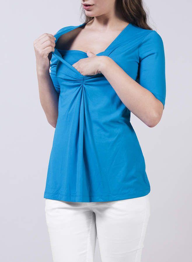36e0eb0b891 Isabella Oliver Hadlow Nursing Top #Oliver#Isabella#Hadlow   Fashion ...