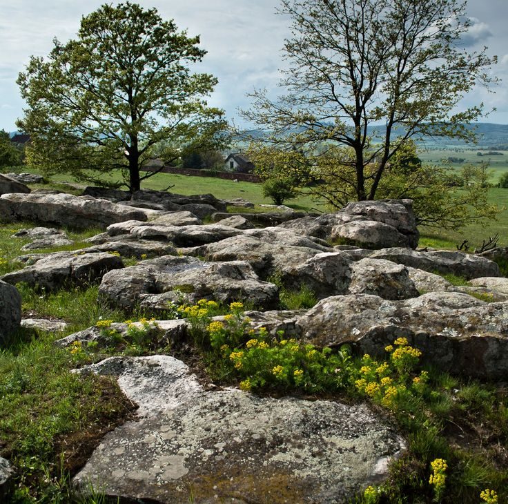 kővágóörs kőtenger