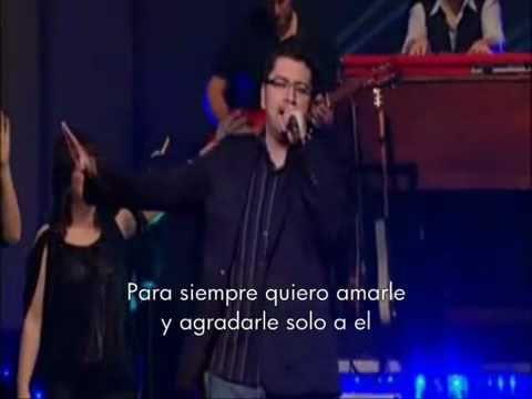 Michael W. Smith ft Coalo Zamorano - I Surrender All with Lyrics (English and Spanish) - YouTube