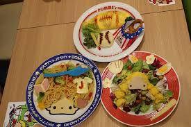 Image result for サンリオ コラボ レストラン 寿司