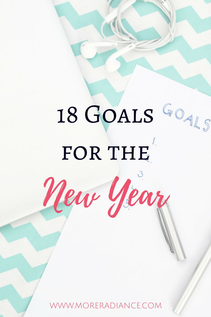 Hello Everyone! Happy New Year! Today I am going to talk (or type) about one of my favorite things! Goal-setting for the New Year! Every year around this time, I love planning my new year, making new goals, thinking about…