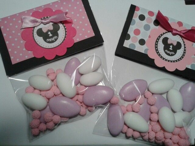 party favors minnie first birthday