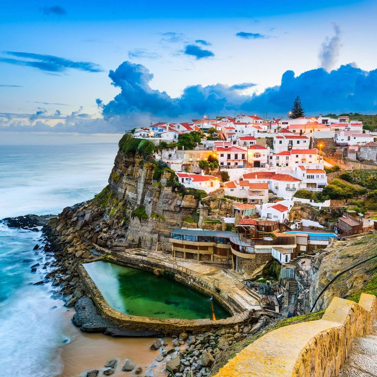 BET YOU DIDN'T REALIZE PORTUGAL WAS THIS SHOW-STOPPINGLY BEAUTIFUL