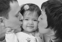 Какими словами выражается родительская любовь к ребенку