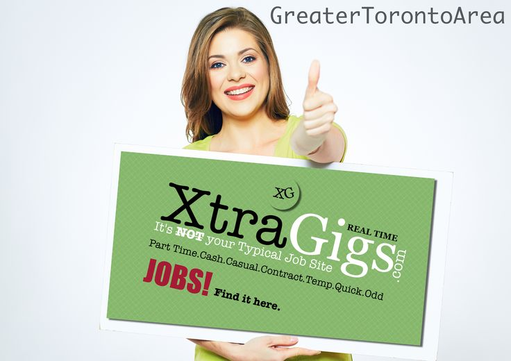 Check us out how are we different than the other job sites #sideGig #GreaterTorontoArea