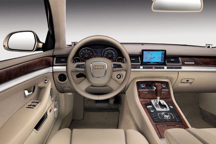 Audi A8 Audi A8 Interior – Top Car Magazine