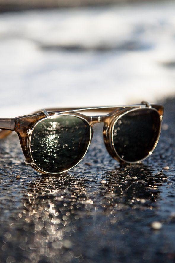 Han Kjøbenhavn - Timeless Clip On, sunglasses, sun, glasses, timeless, classic, han kjobenhavn, trend, men, boy, women, girl, fashion, style, trend, 2017, accessories, face shape, 2016, aviator, outdoor, official,