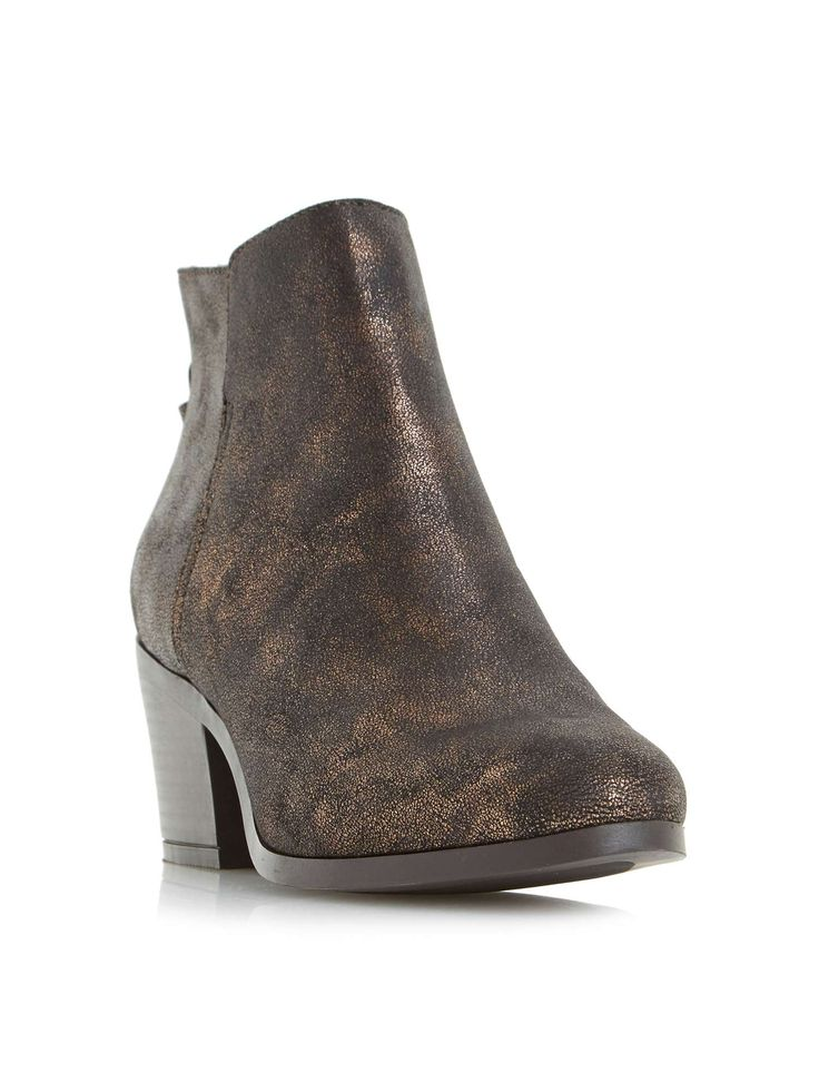 Buy your Head Over Heels Pretty Zip Back Ankle Boots online now at House of Fraser. Why not Buy and Collect in-store?