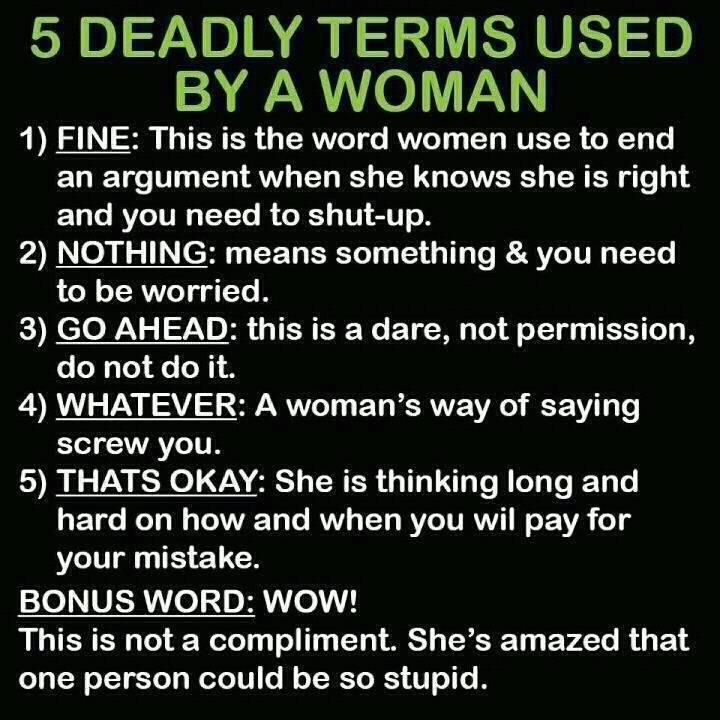 Hahaha... So true