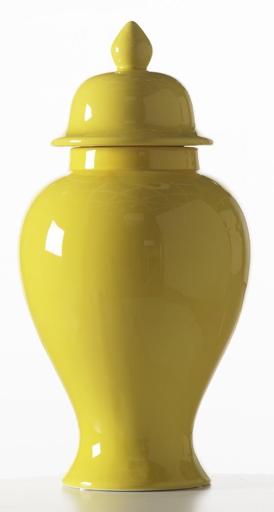 jarrn alto gong jarrn de cermica con marcadas orientales en sus lneas una