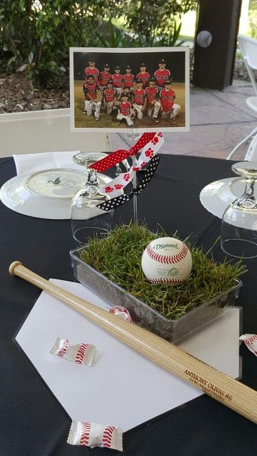 Best images about banquet ideas on pinterest baseball