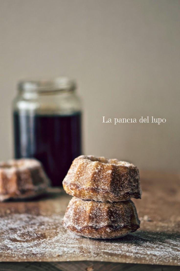 Tortine di mele e cannella ricoperte di zucchero - Translate w/google