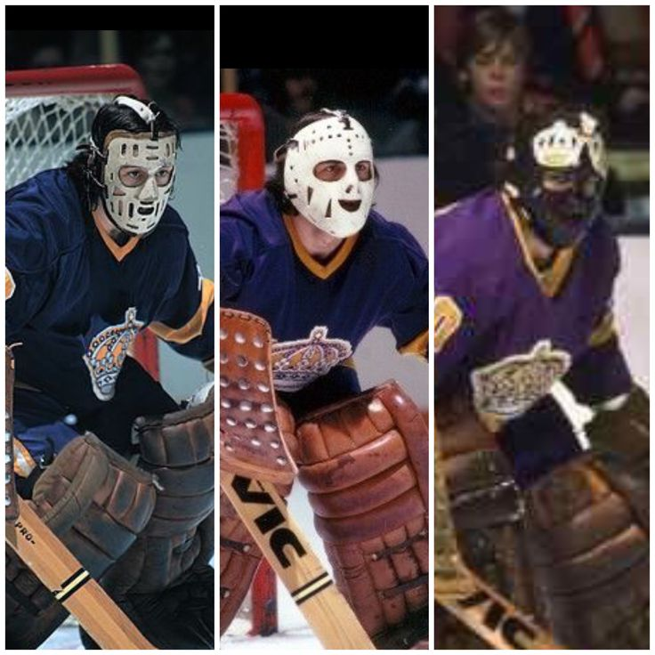 The many faces of Rogie Vachon