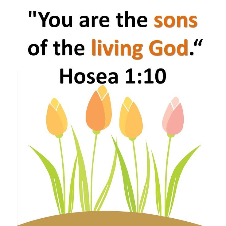 Hosea 1:10Verses Words, God Words, 110, Christian Inspiration, God Living, 10 000 Reasons, Bible Verses, Hosea 1 10, Living God