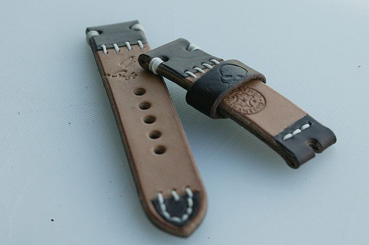 24mm natural hand made leather strap :http://zappacraft.com/index.php/product/24mm-natural-hand-made-leather-strap/
