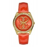 The Guess Ladies Coral Leather Band Watch Model- W95144L2 - 4474344 is the perfect timepiece for any occasion. View our wide range of watches online today.