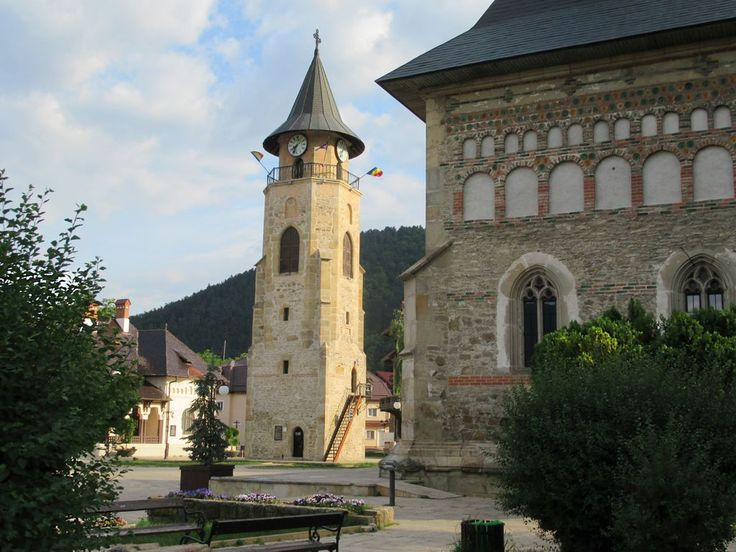 A Bell Tower (1499) was part of Stefan the Great's Princely Court in Piatra Neamt, Romania.