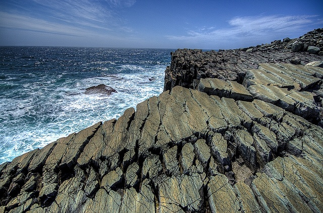 Mistaken Point, Newfoundland (really want to go here)
