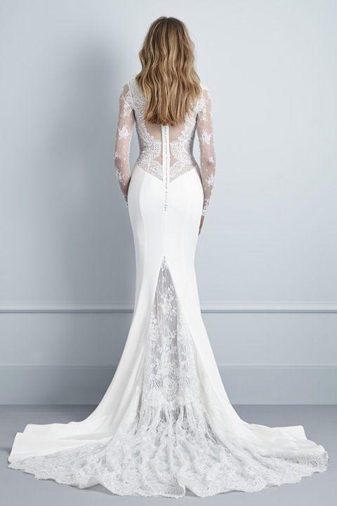 Featured Wedding Dress:Pallas Couture;www.pallascouture.com; Wedding dress idea.