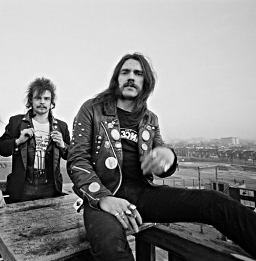 Philthy Animal and Lemmy
