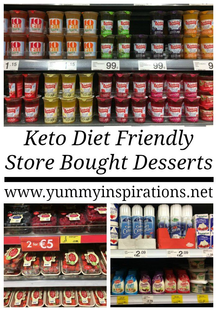 Keto Desserts To Buy – Low Carb & Ketogenic Diet store bought desserts