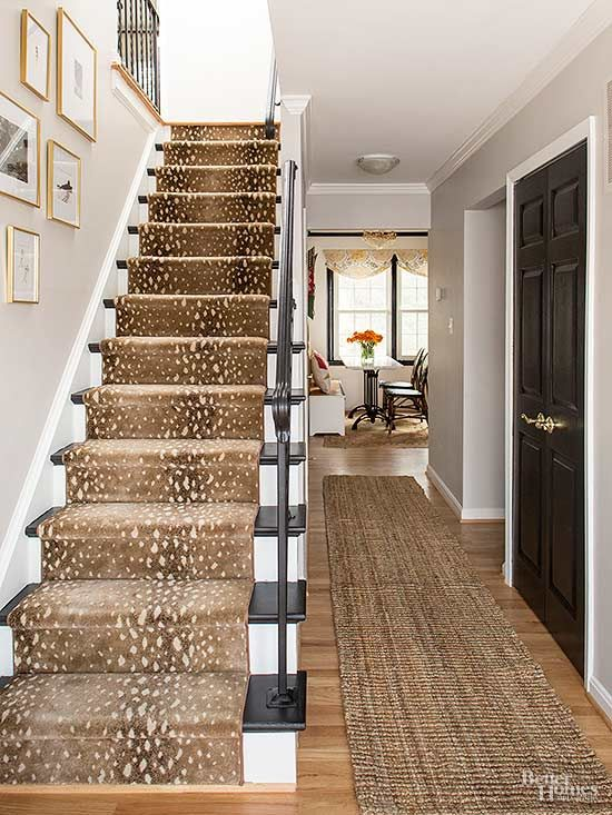 Best 25 Black Painted Stairs Ideas On Pinterest Black